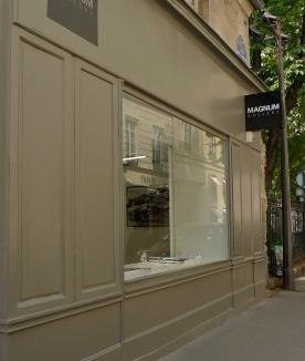The Magnum Gallery; 13 rue de l'Abbeye, Paris