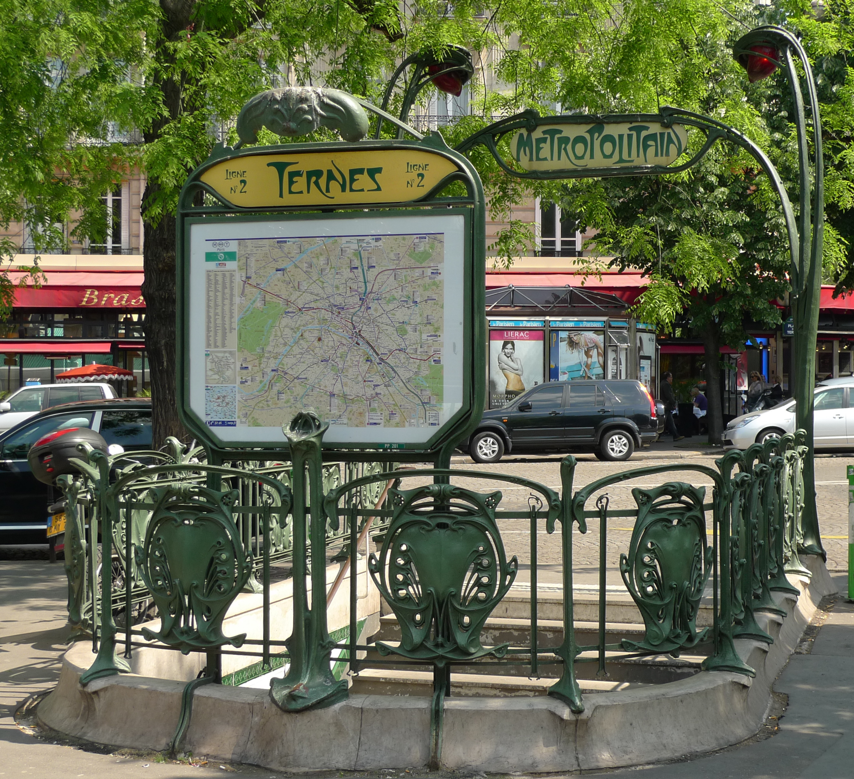 The Paris Metro | Soundlandscapes\' Blog