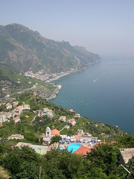Car Hire Salerno Italy