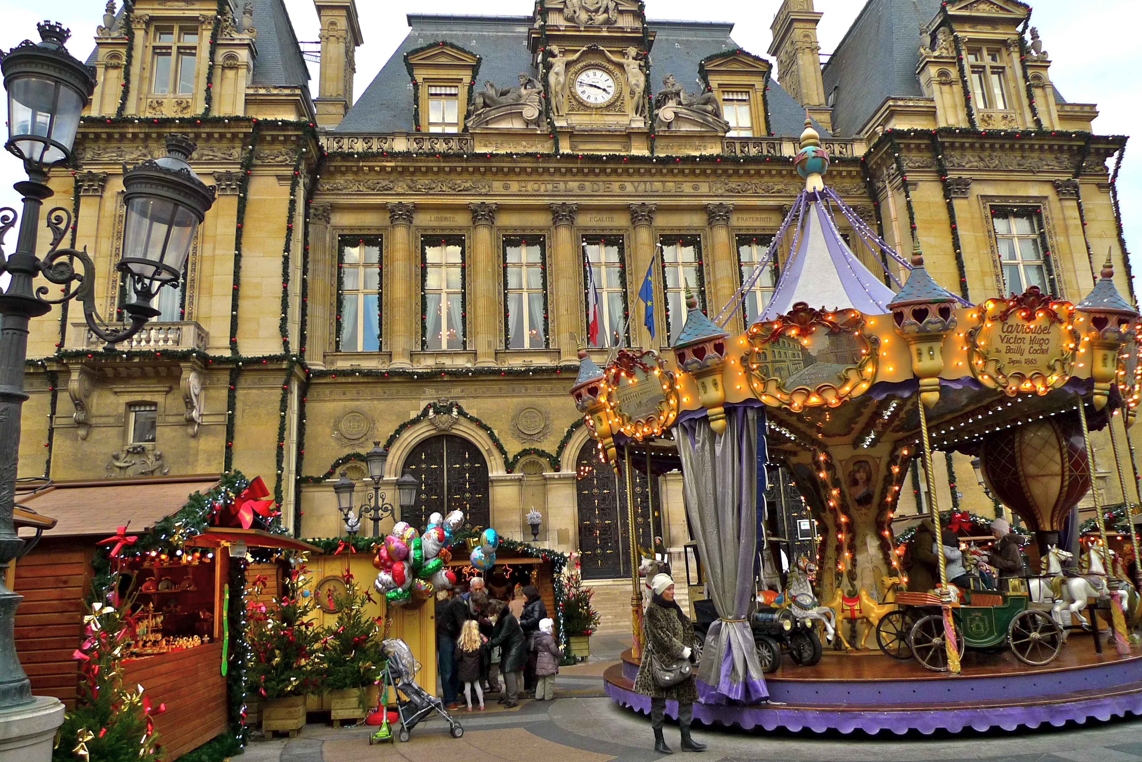 this - Paris Christmas Markets