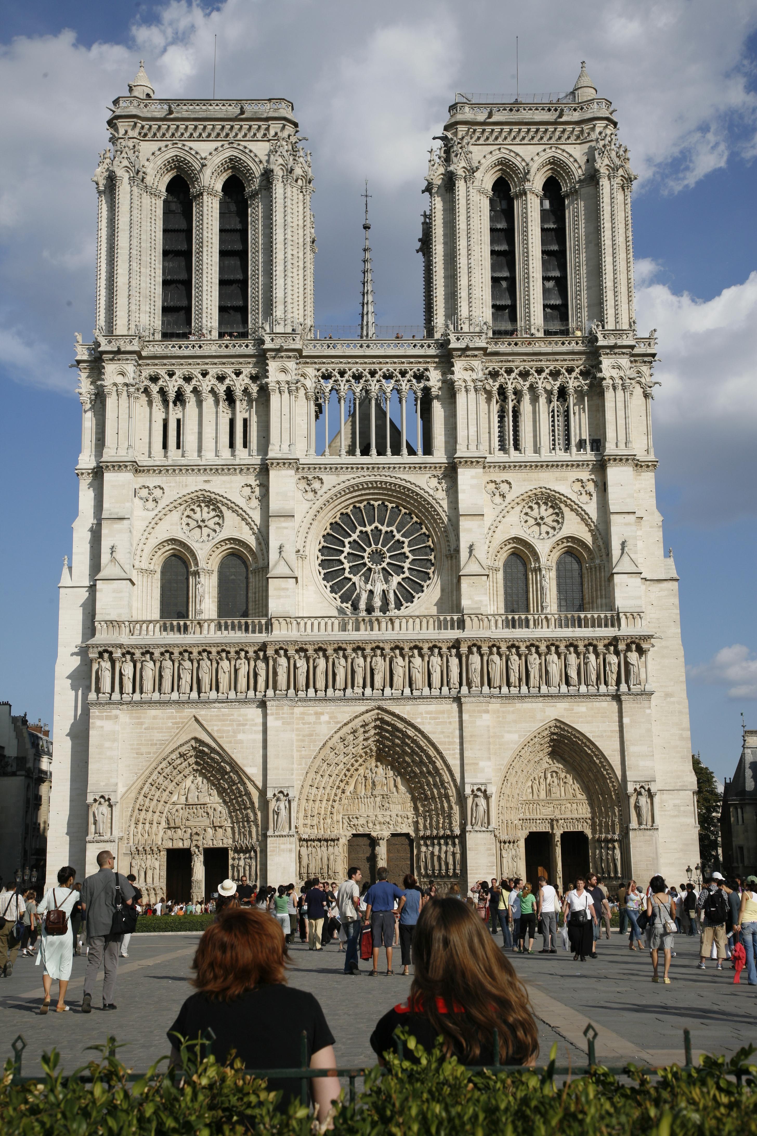 Image Cathédrale Notre Dame de Paris Notre-dame de Paris
