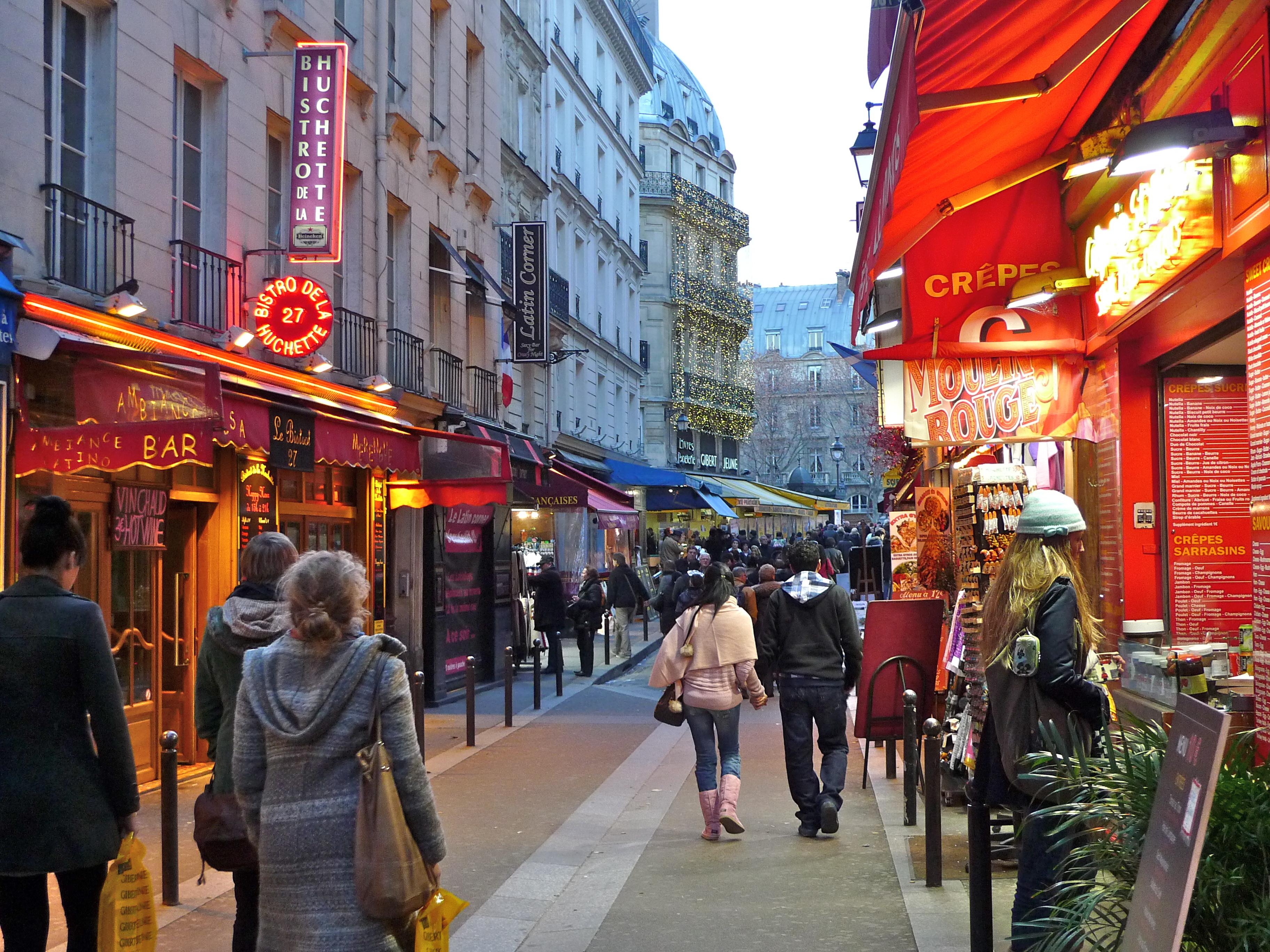 Cafe Restaurant Faubourg Saint Etienne Tarif