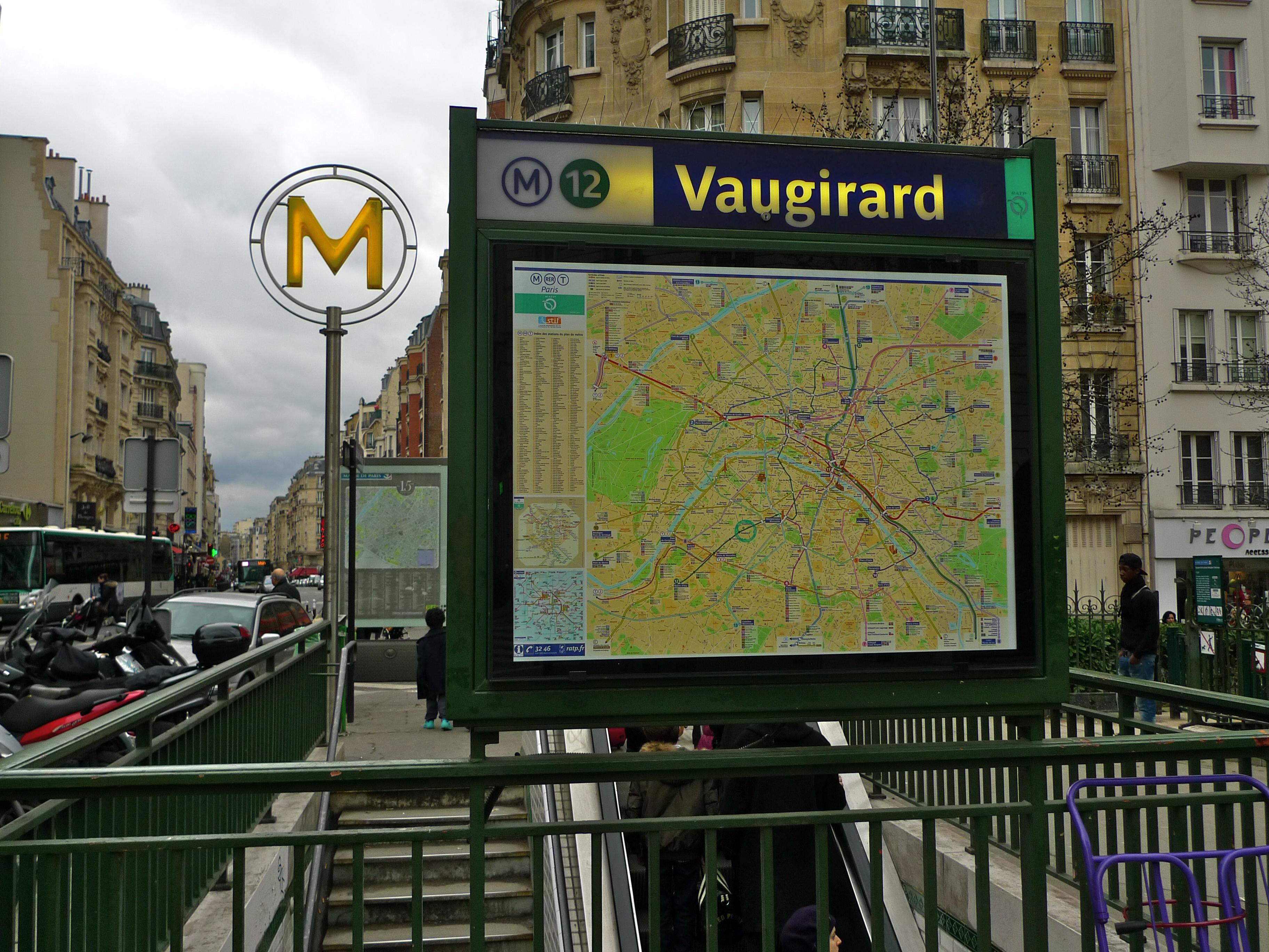 Rue de vaugirard soundlandscapes 39 blog - Porte de versailles metro ...