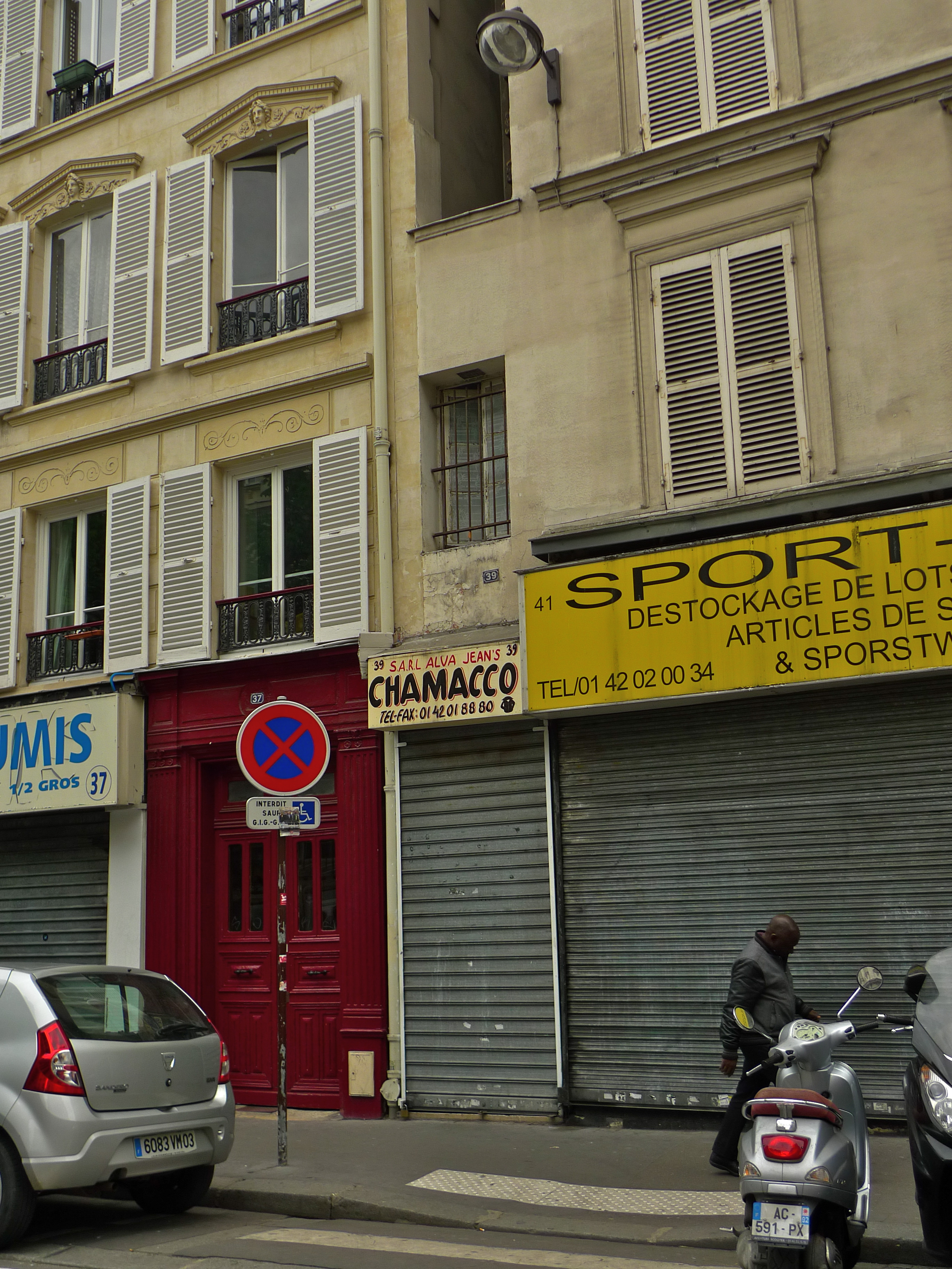 Surprising The Smallest House In Paris Soundlandscapes Blog Download Free Architecture Designs Terstmadebymaigaardcom