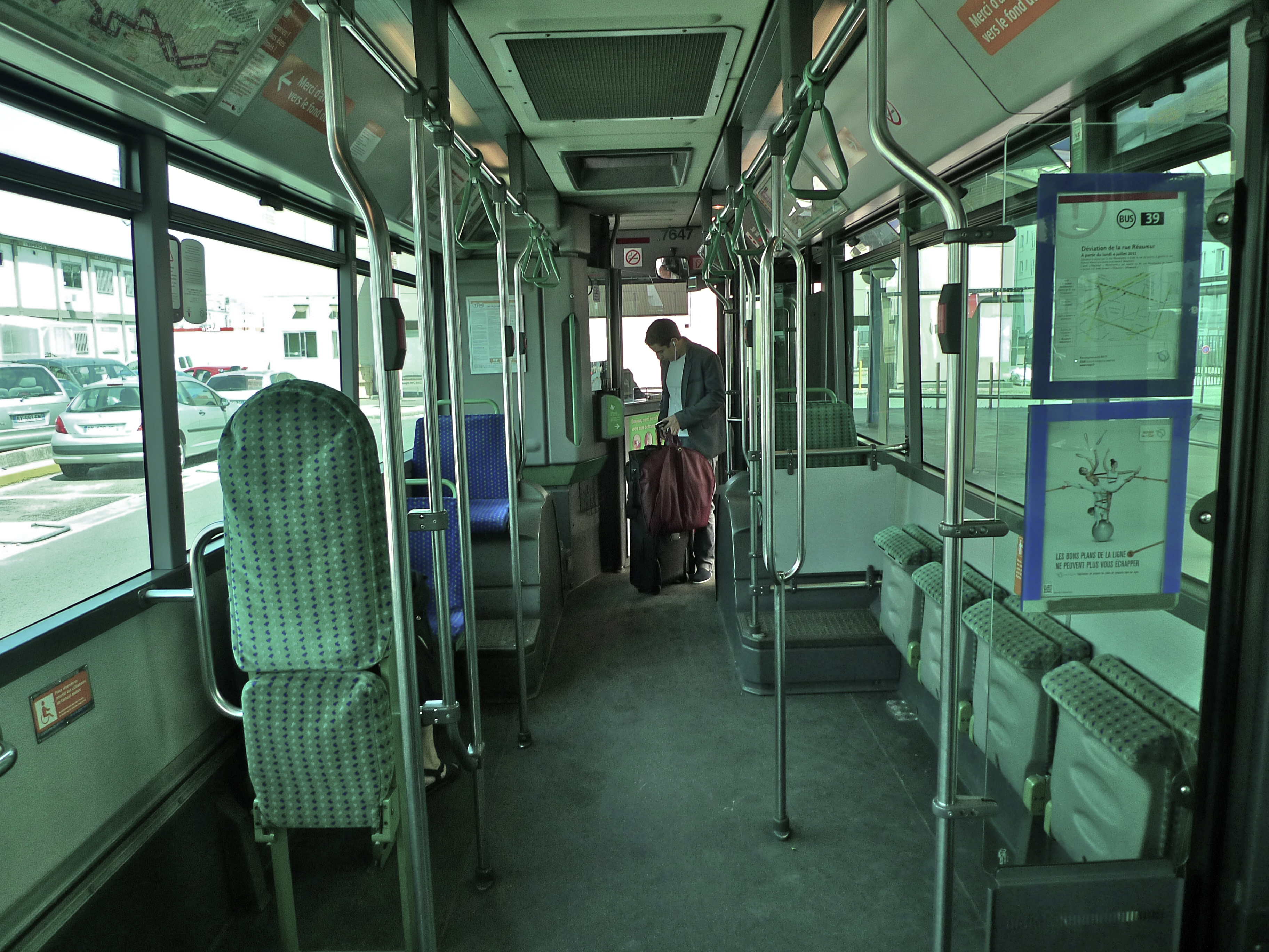 paris buses soundlandscapes 39 blog. Black Bedroom Furniture Sets. Home Design Ideas
