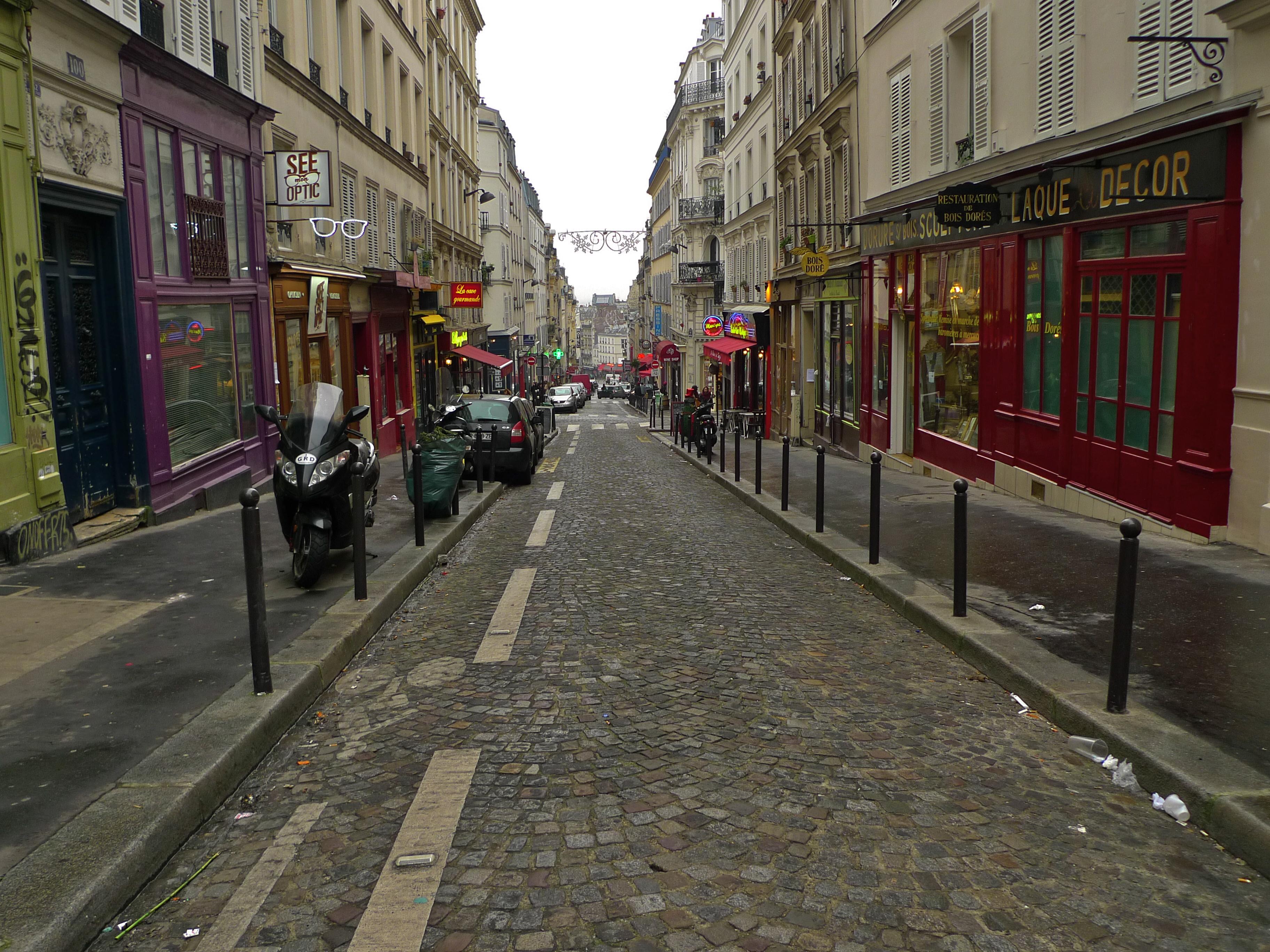 Rue des martyrs soundlandscapes 39 blog for Restaurant le miroir rue des martyrs