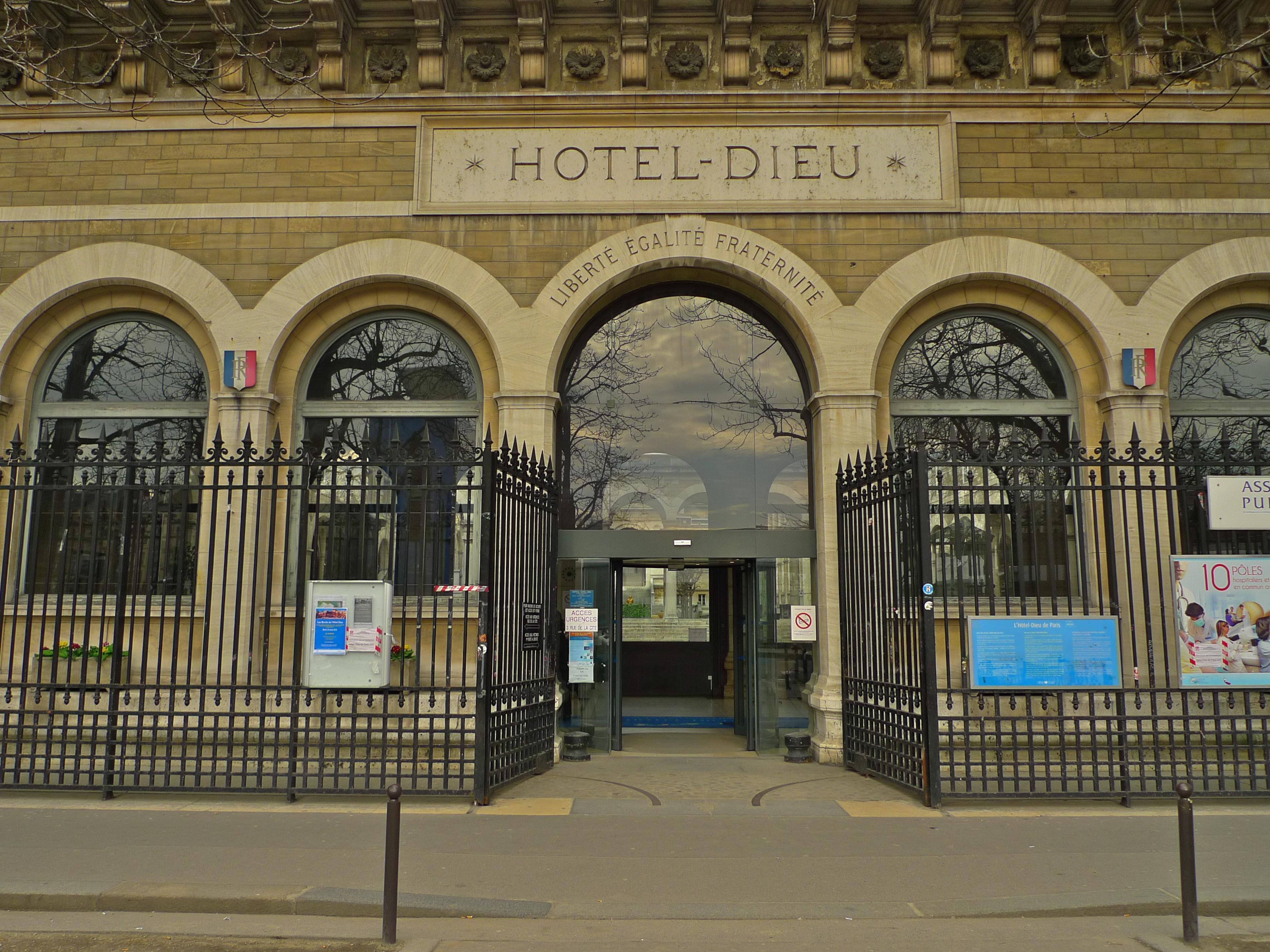 Hotel Hospitel Paris