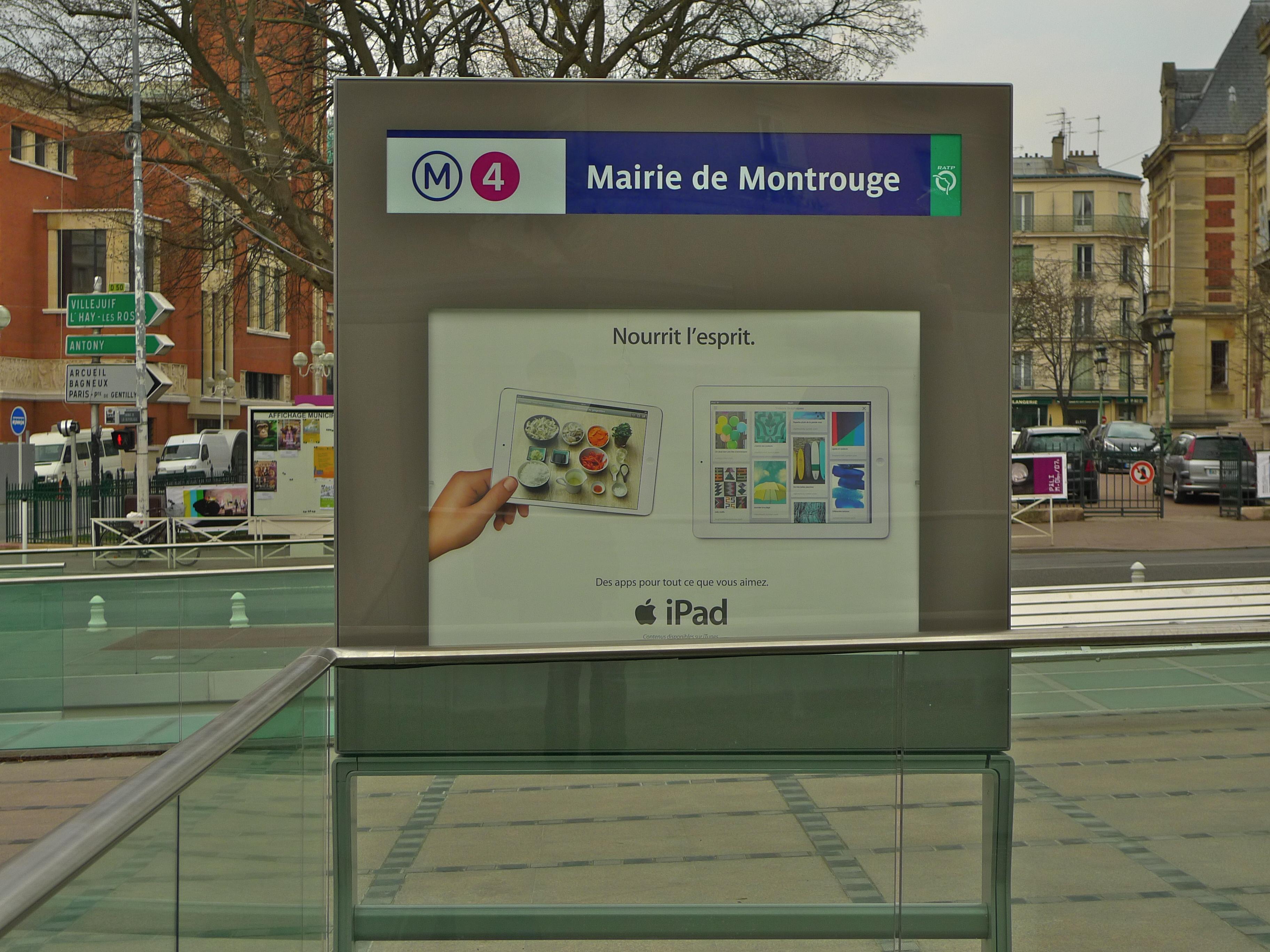 Mairie de Montrouge – Another New Métro Station | Soundlandscapes\' Blog