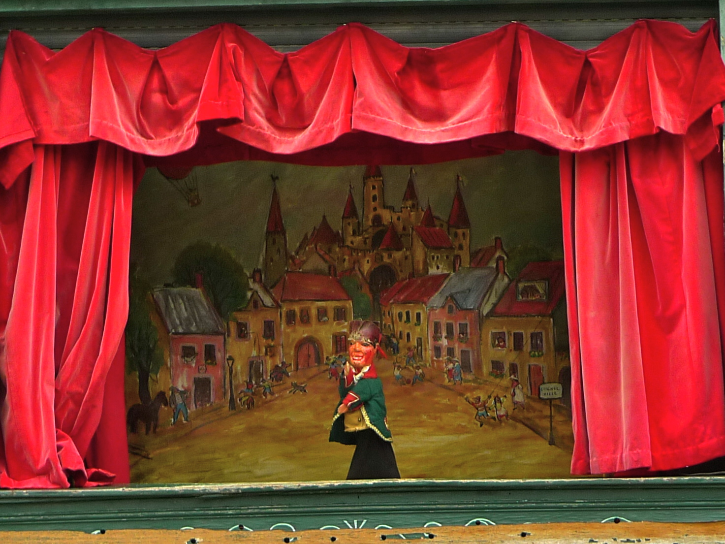 Les Marionnettes Des Champs Elys 233 Es Soundlandscapes Blog