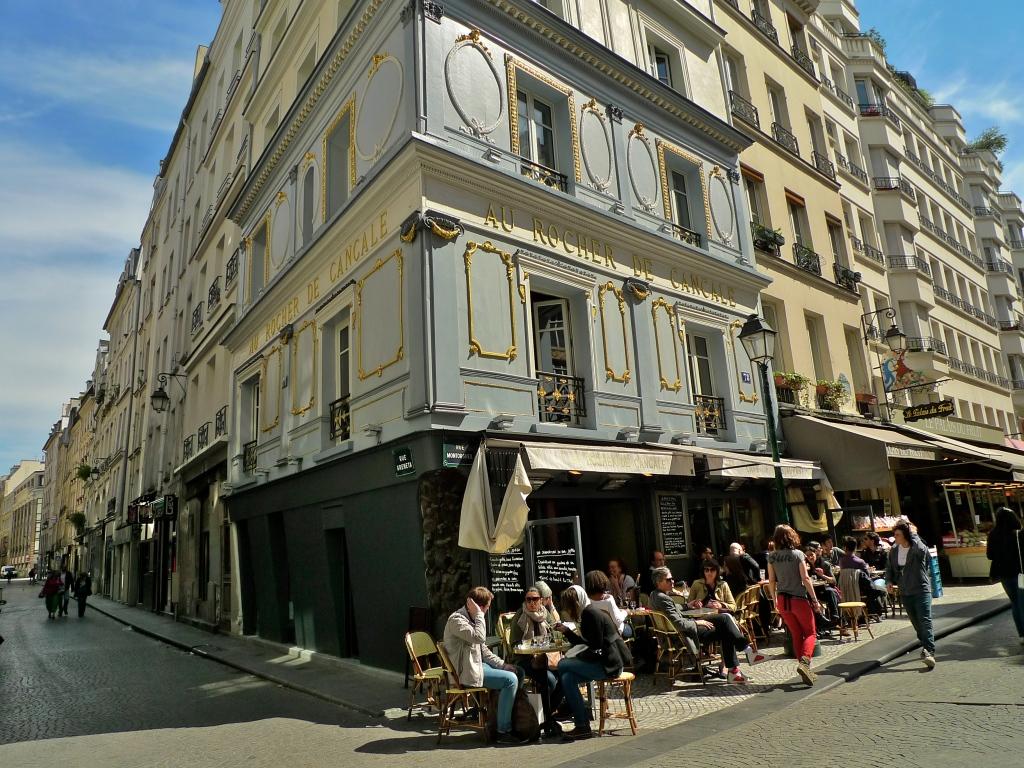 Restaurant Moules Paris