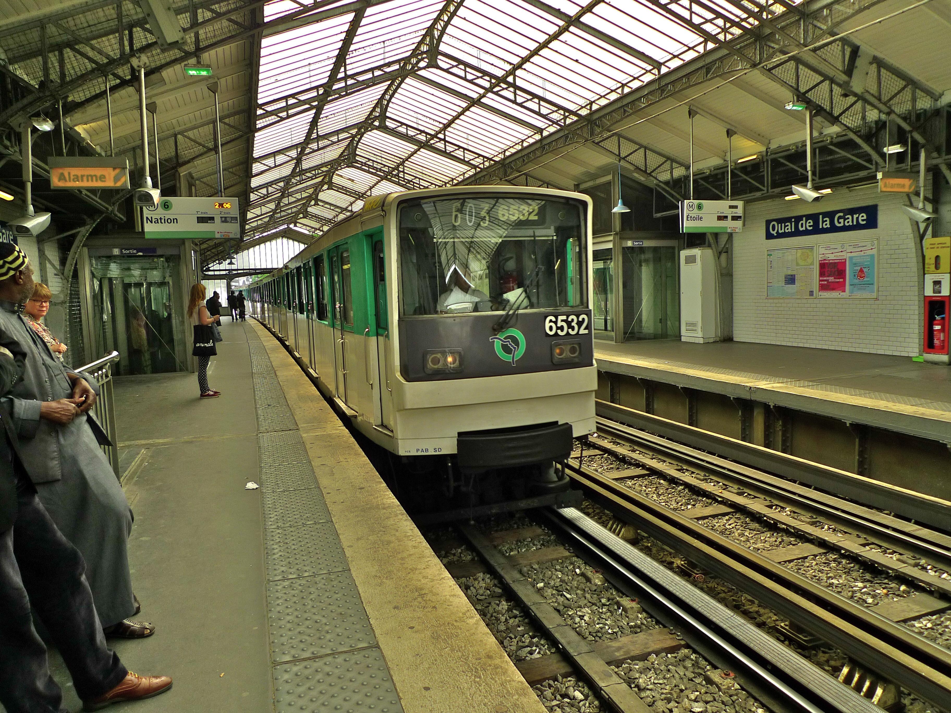 Métro Line 6 | Soundlandscapes\' Blog