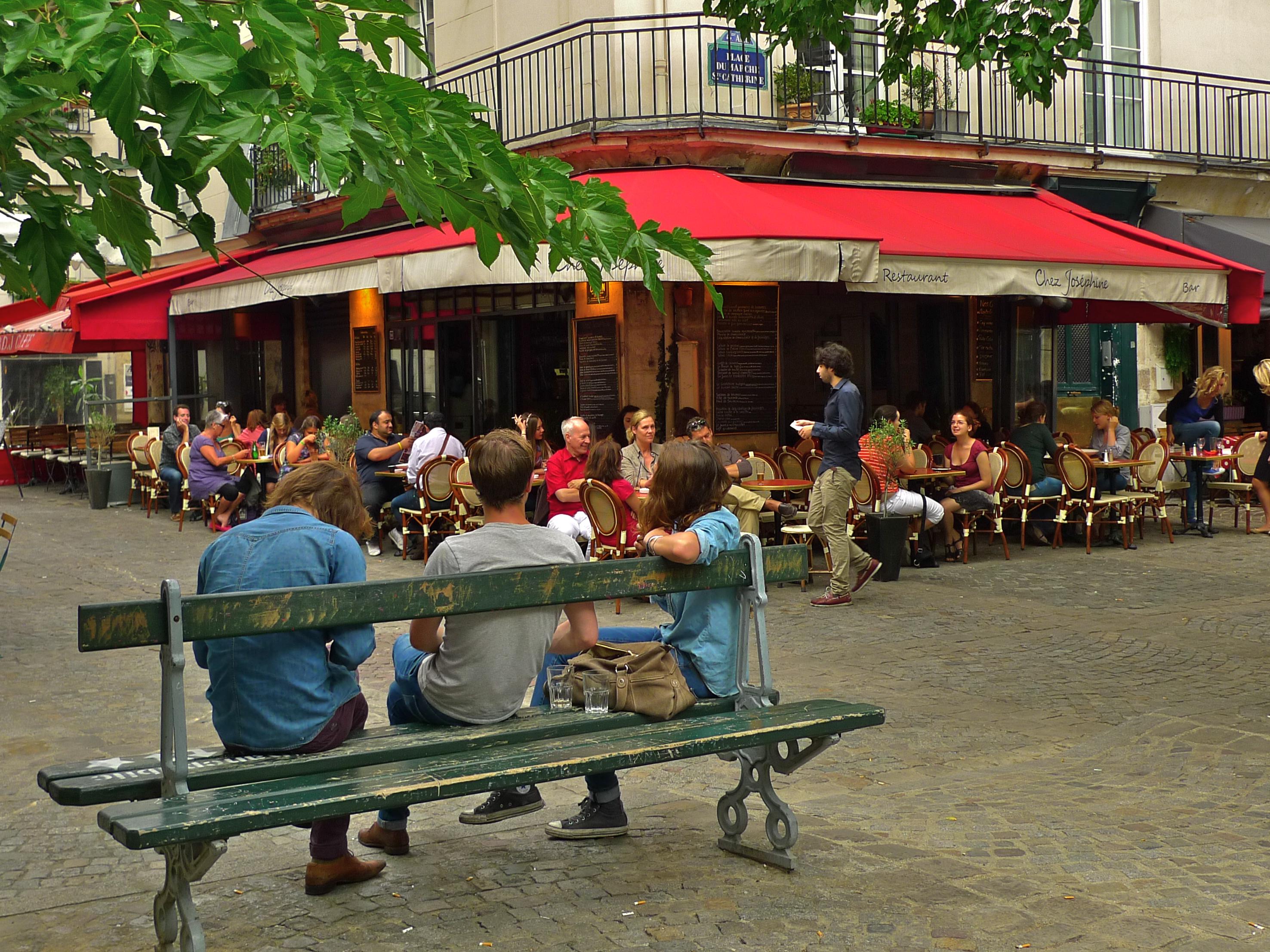 Restaurants Sainte