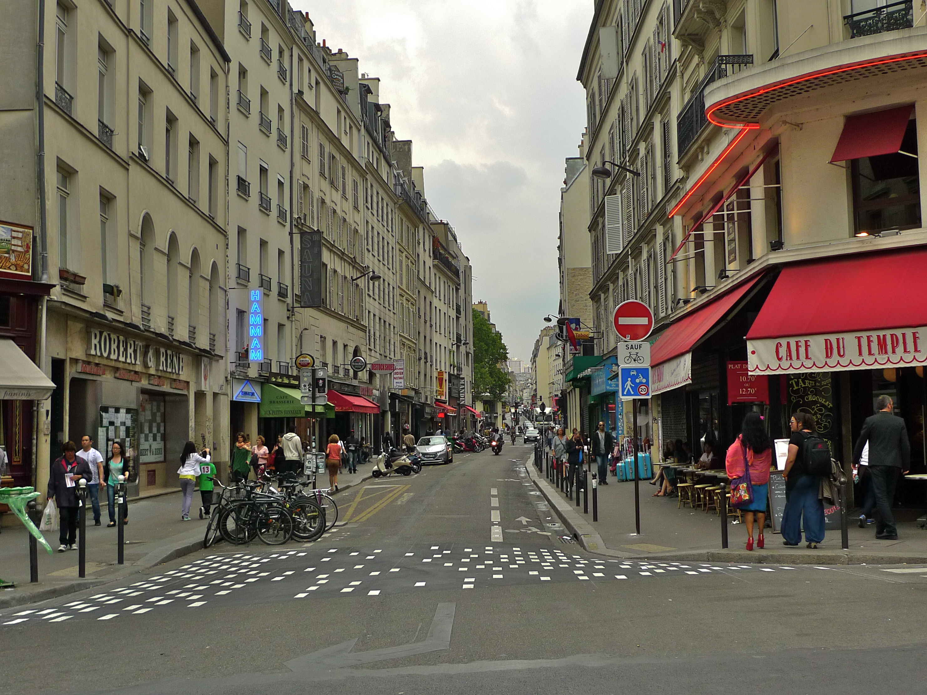 Rue du Faubourg du Temple | Soundlandscapes\' Blog