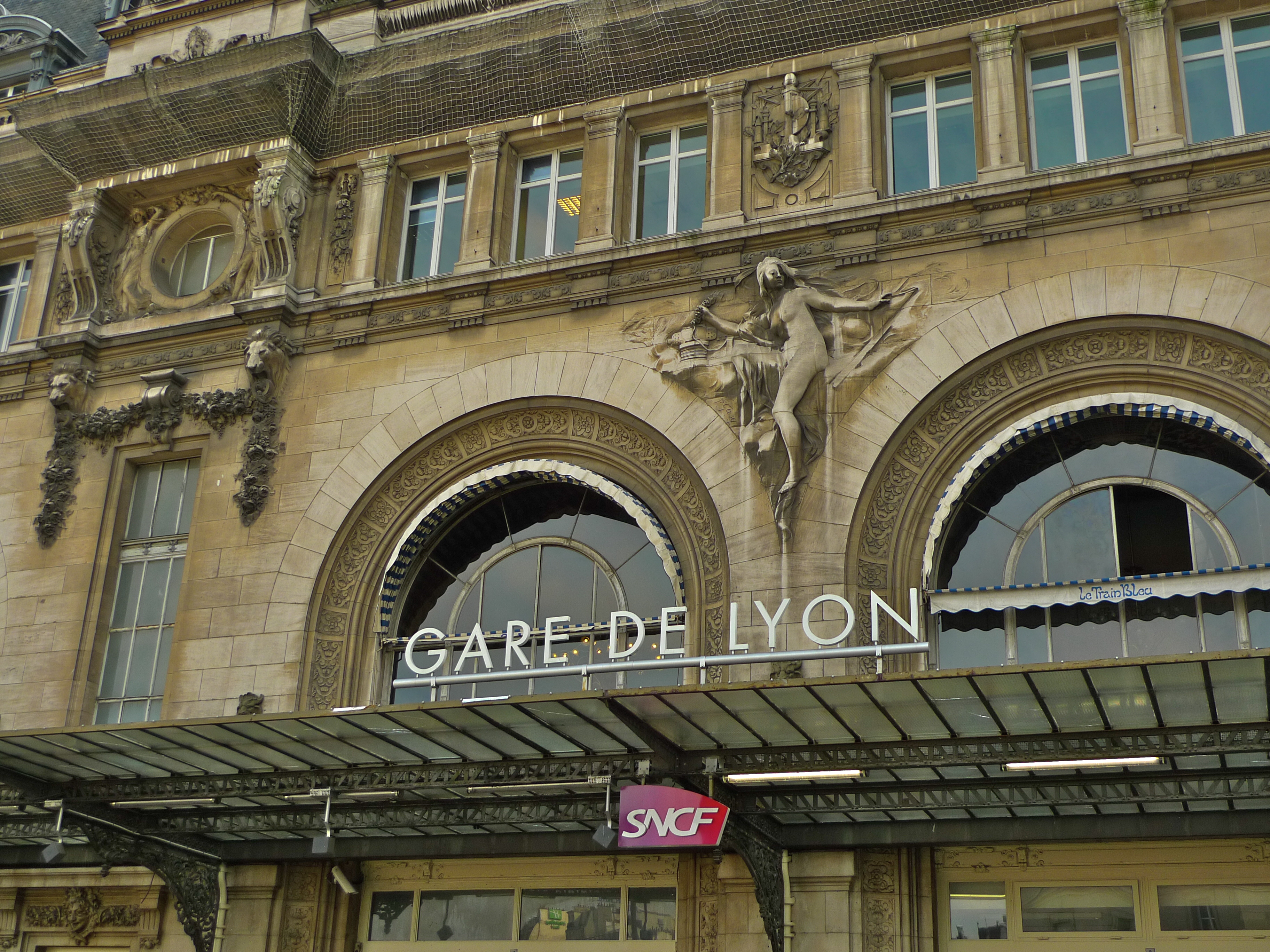 gare de lyon paris. Black Bedroom Furniture Sets. Home Design Ideas