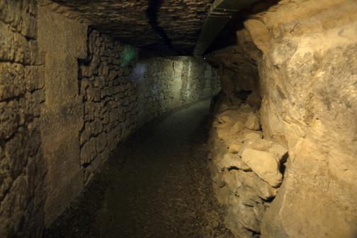 Tunnel entrance 2
