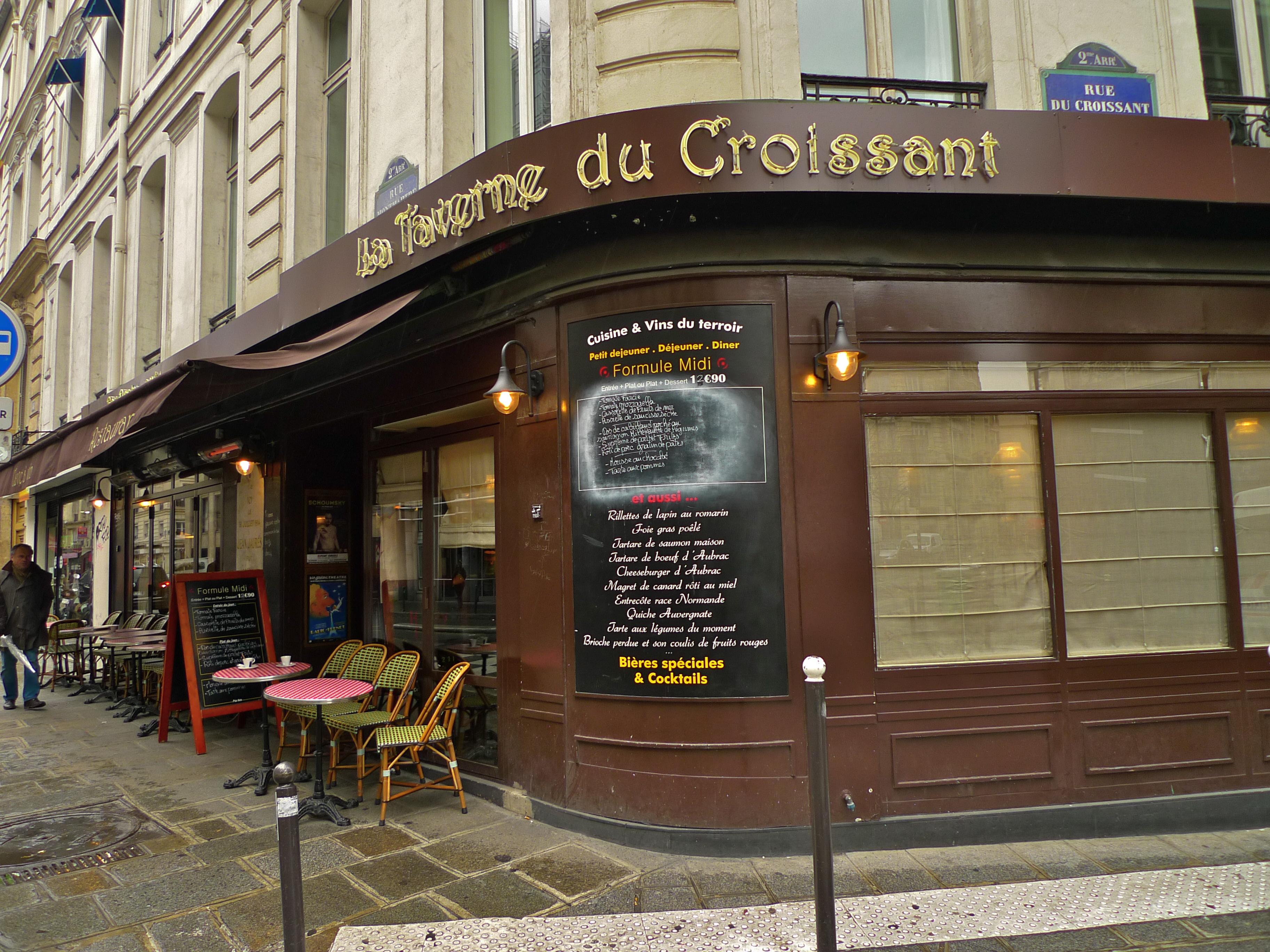 Jean Jaurès and the Café du Croissant | Soundlandscapes\' Blog