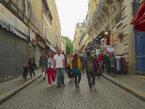 Rue Steinekerque