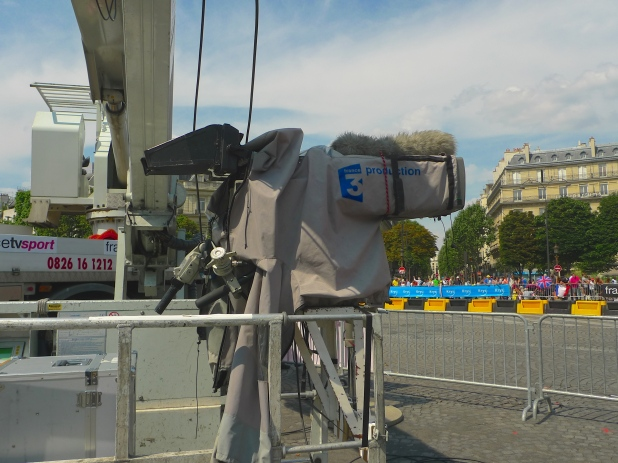 Tour de France 2014 - Champs Elysées