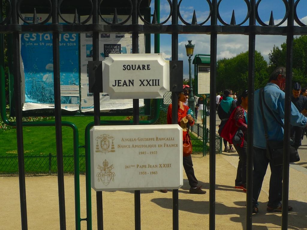 Square Jean XXIII