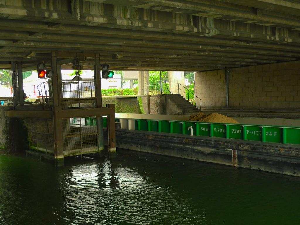 Canal Saint-Denis