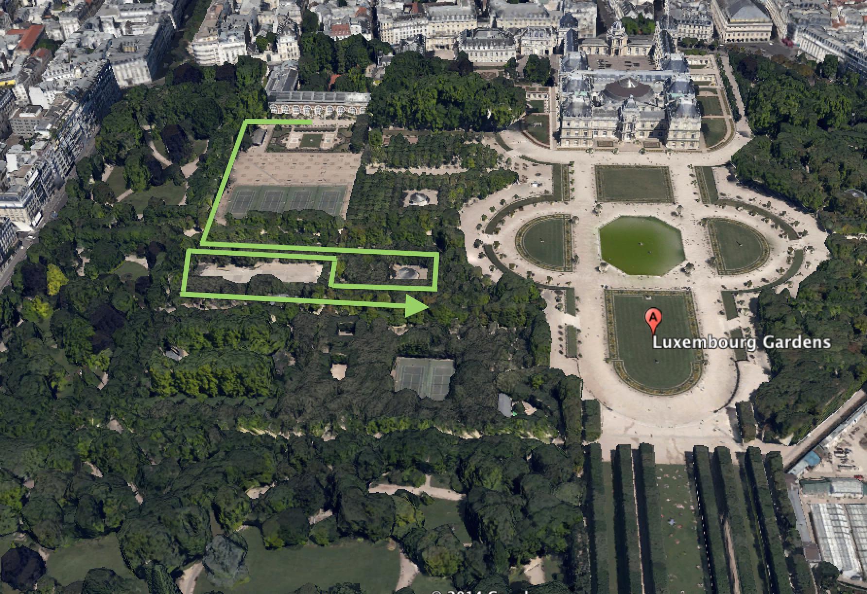 Jardin du Luxembourg | Soundlandscapes\' Blog
