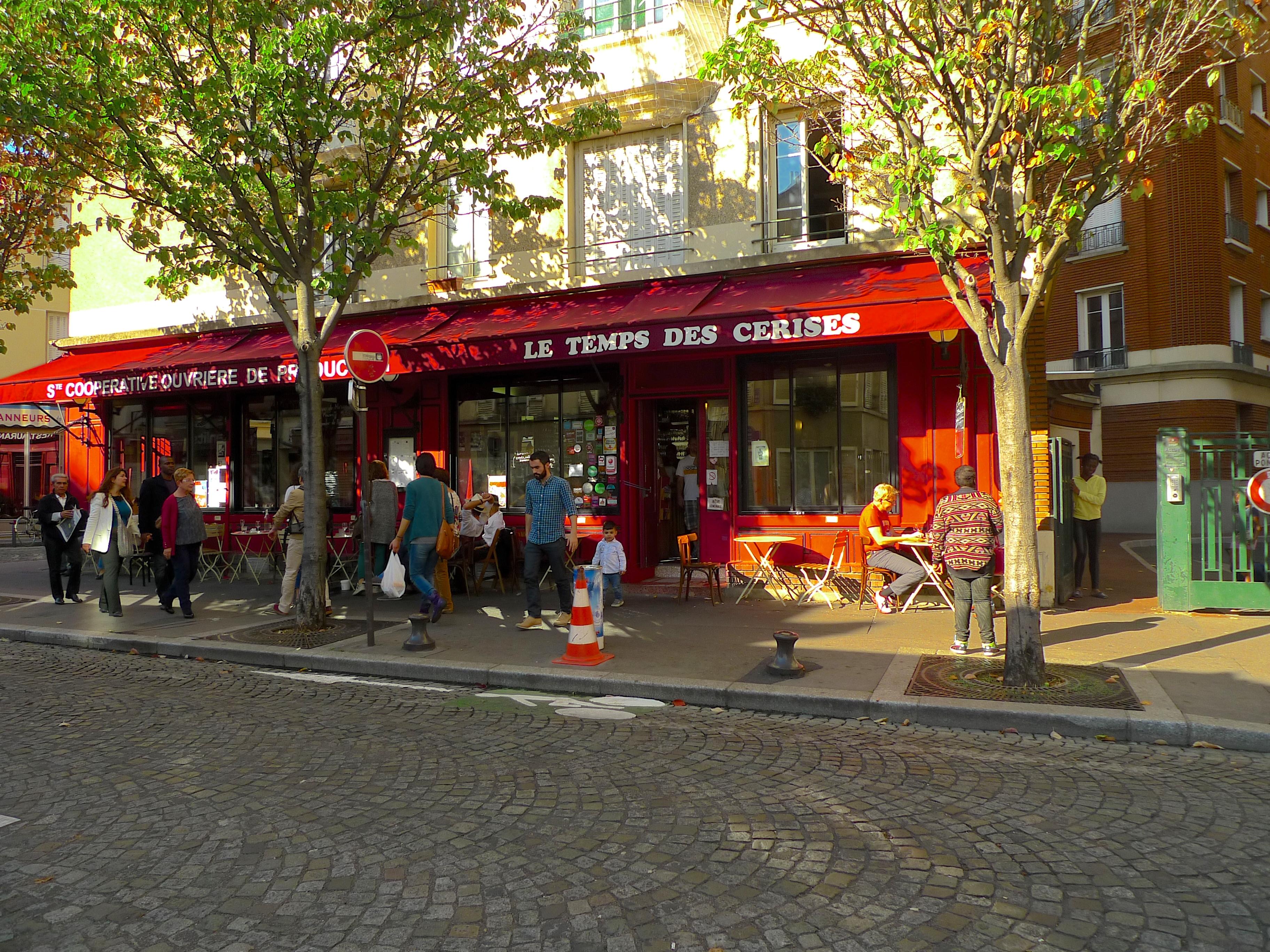Rue de la butte aux cailles soundlandscapes 39 blog - Restaurant buttes aux cailles ...