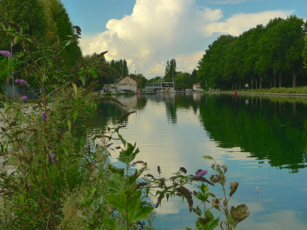 Canal Saint-Denis - Saint- Denis