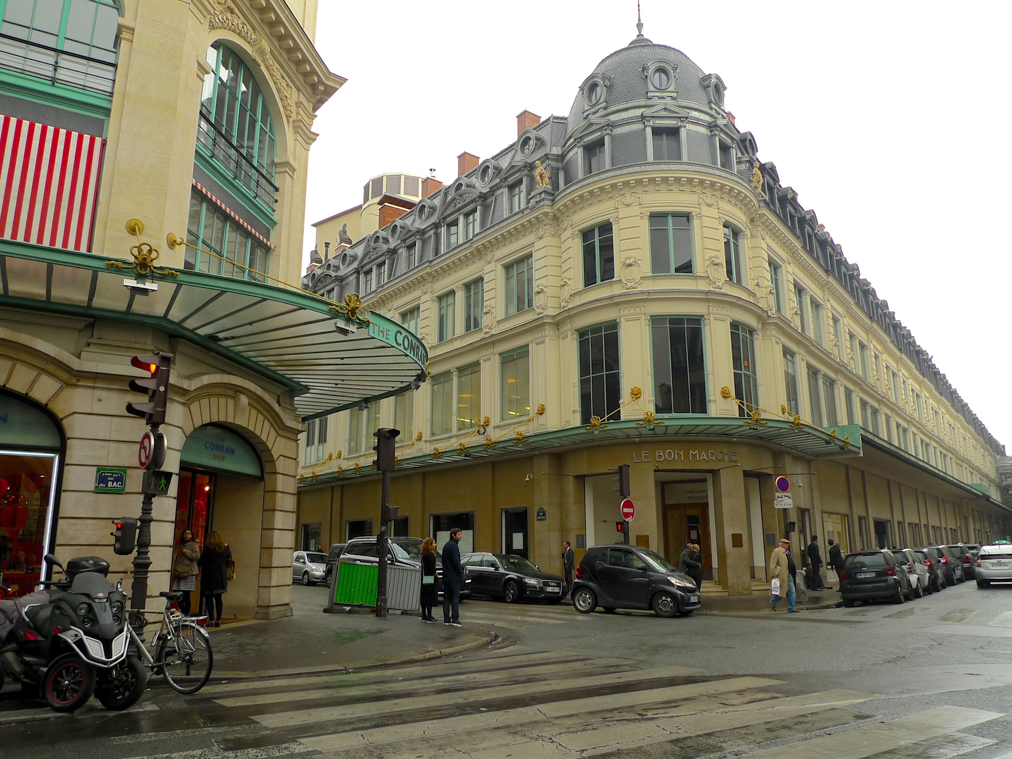 M tro line 12 soundlandscapes 39 blog - Poltrona frau rue du bac ...