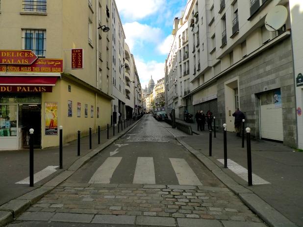 Rue de Chartres