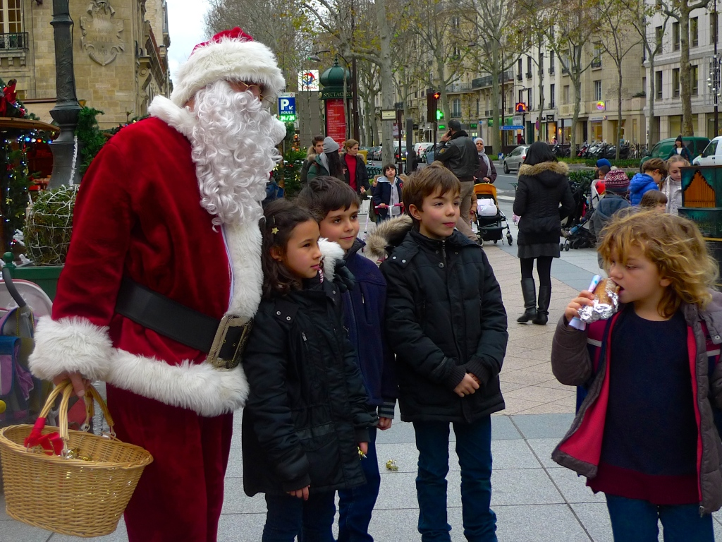 Christmas Market - Neuilly