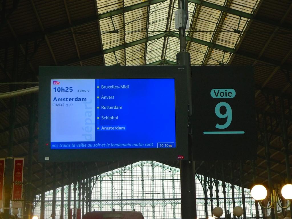 Gare Du Nord Soundlandscapes Blog