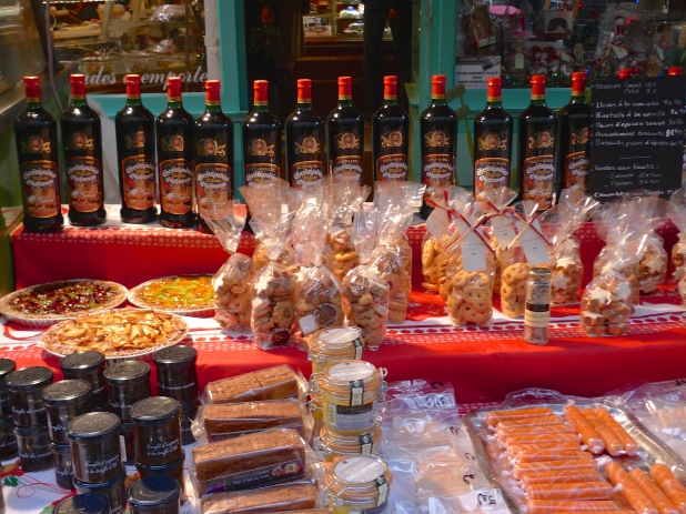 Market - Rue Poncelet