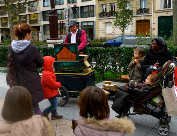 Christmas Market - Neuilly