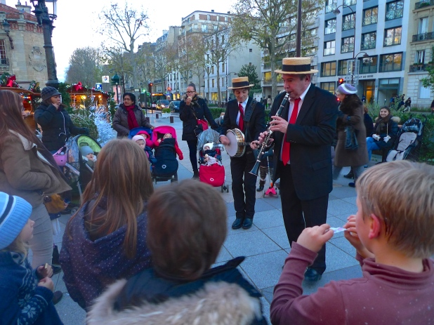 Neuilly Christmas Market