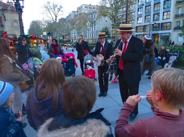 Neuilly Christmas Market