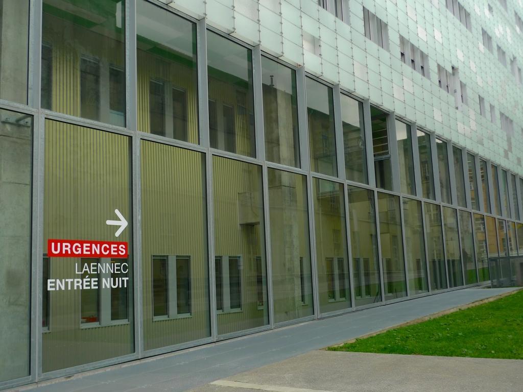 Hôpital Necker - Enfants Malades