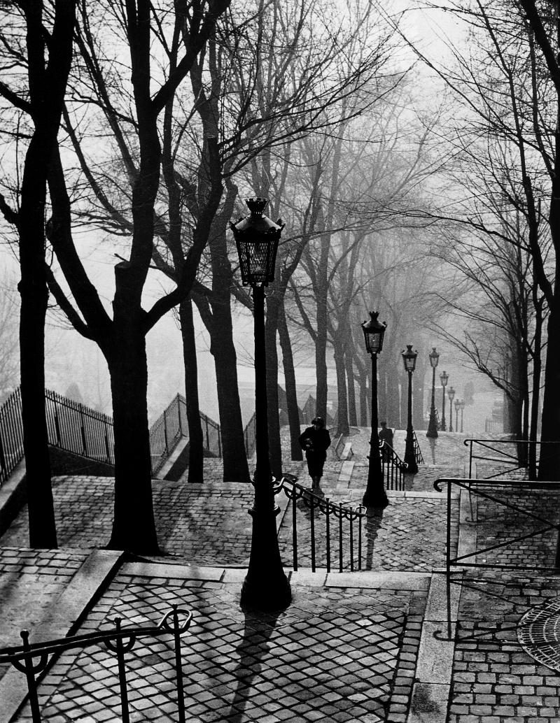 Rue Foyatier – Escalier de la Butte Montmartre | Soundlandscapes\' Blog