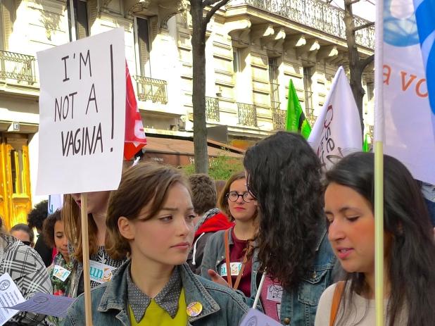 International Women's Day - République