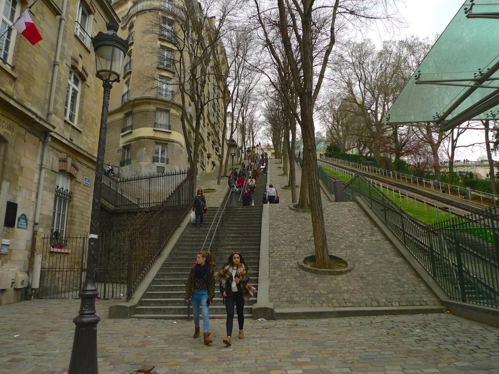 Rue Foyatier - Montmartre