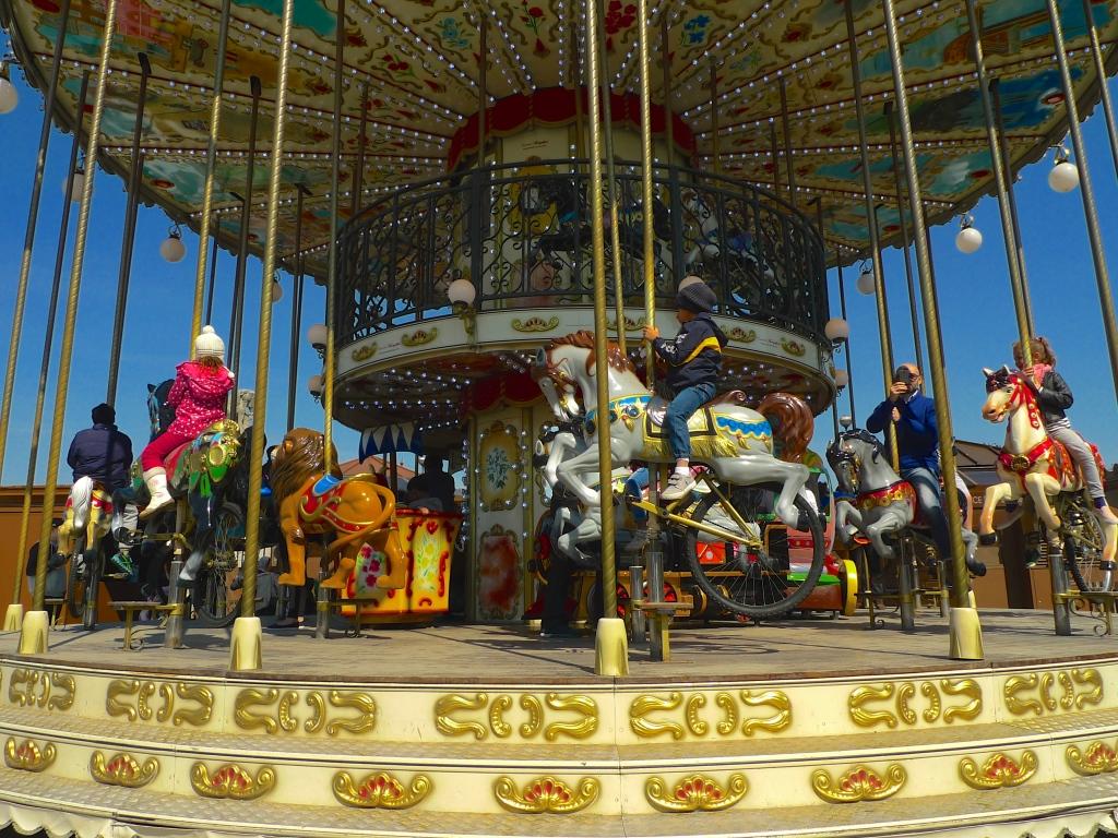 Carrousel de la Tour Eiffel