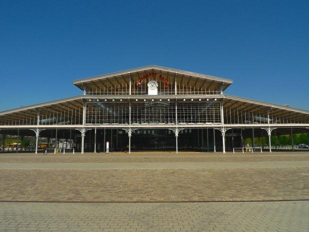 La Grande Halle, Parc de la Villette