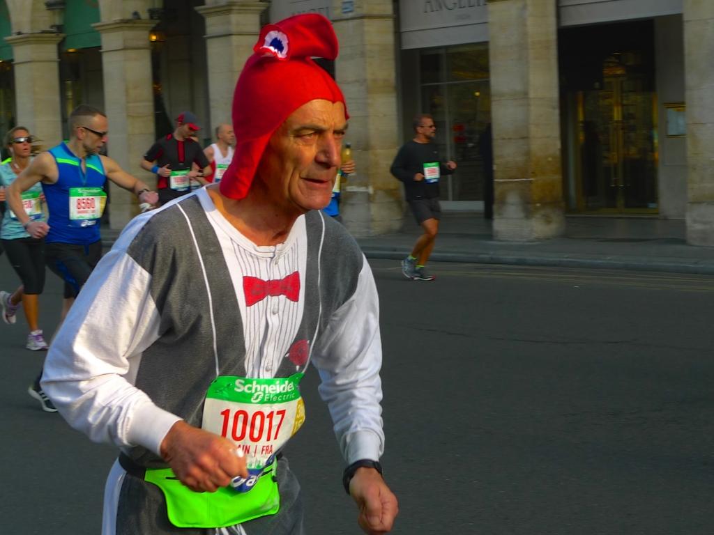 Paris Marathon 2015