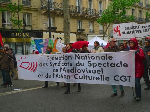 République, May Day
