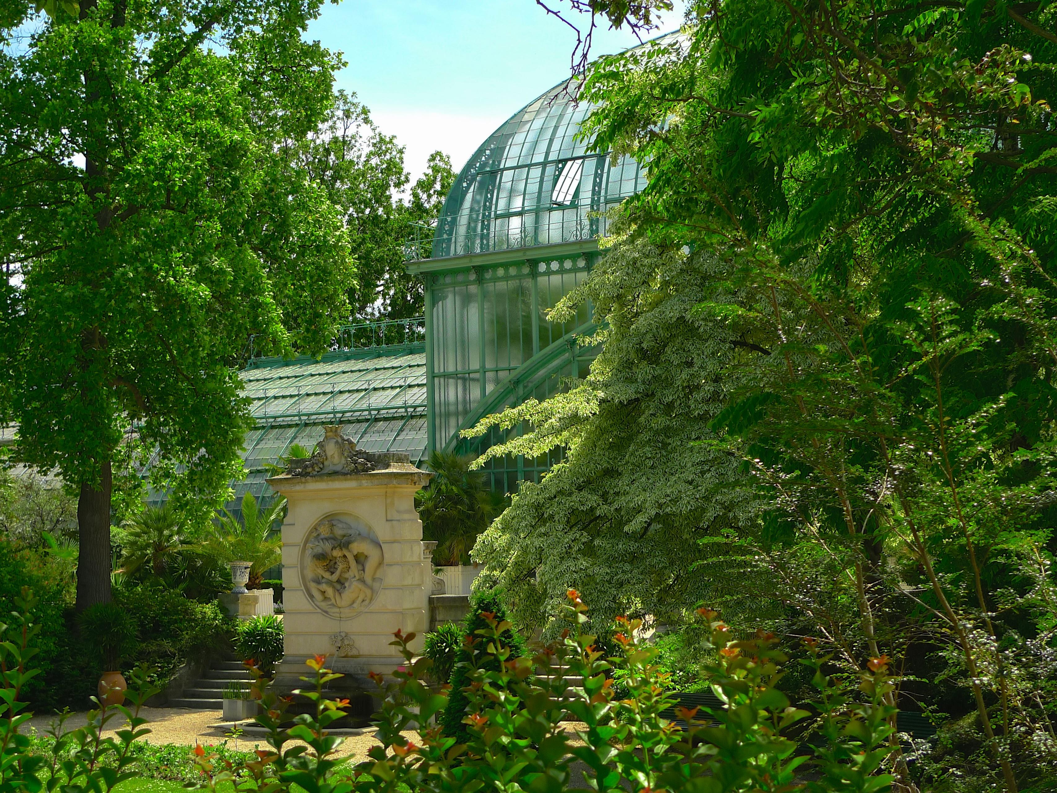 Jardin des Serres d Auteuil