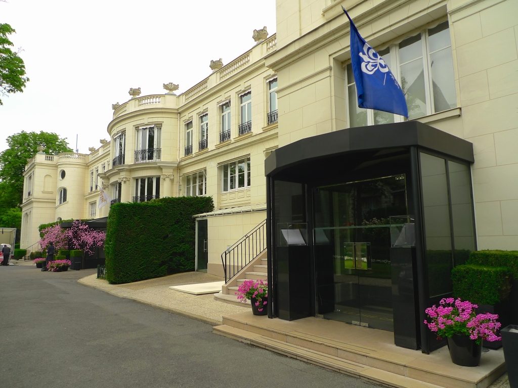 Pré Catalan; Bois de Boulogne