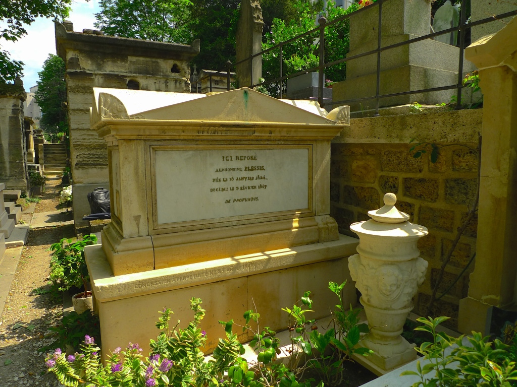 Montmartre Cemetary