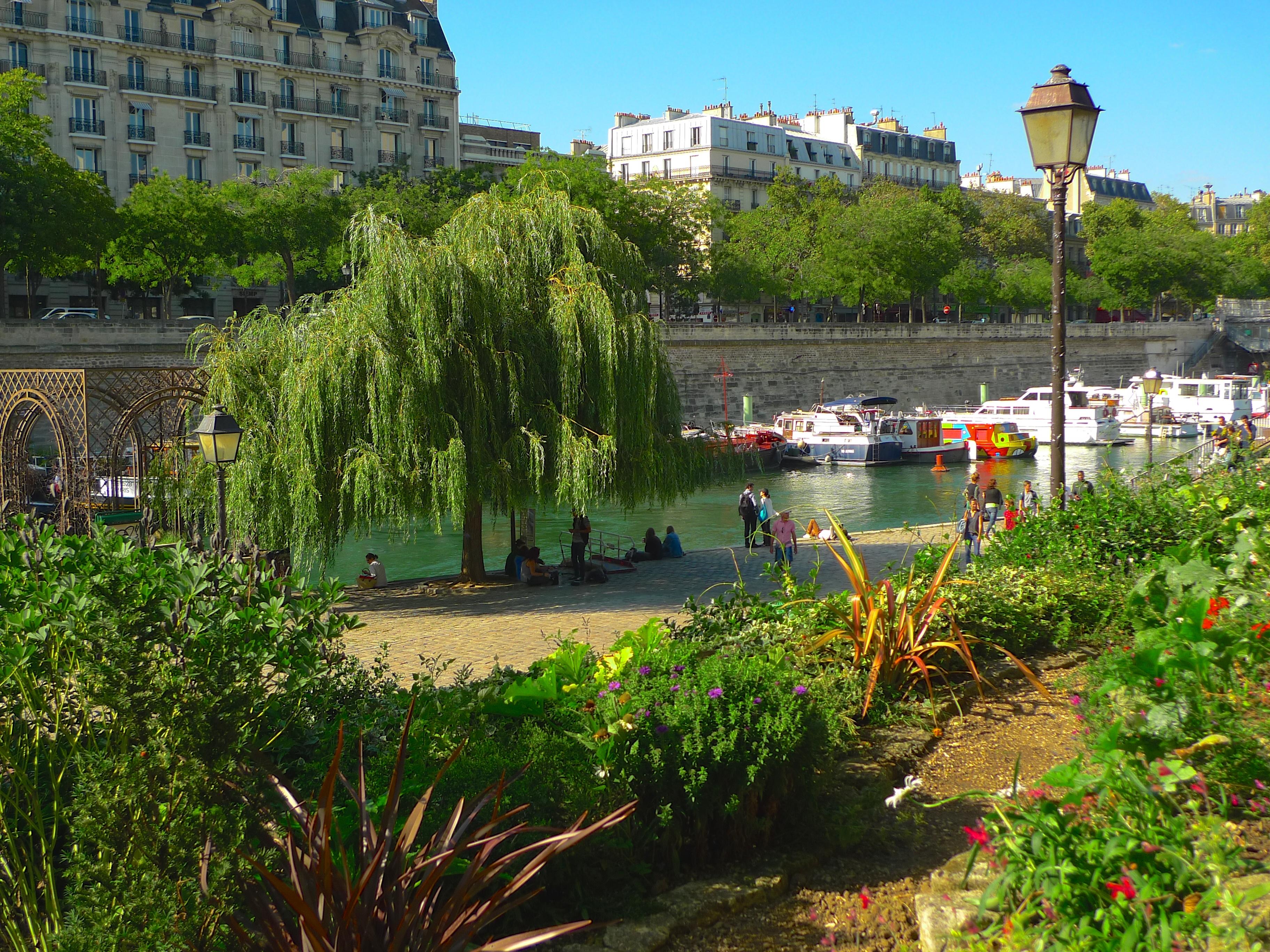Bassin de l arsenal soundlandscapes 39 blog for Jardin en seine 2015