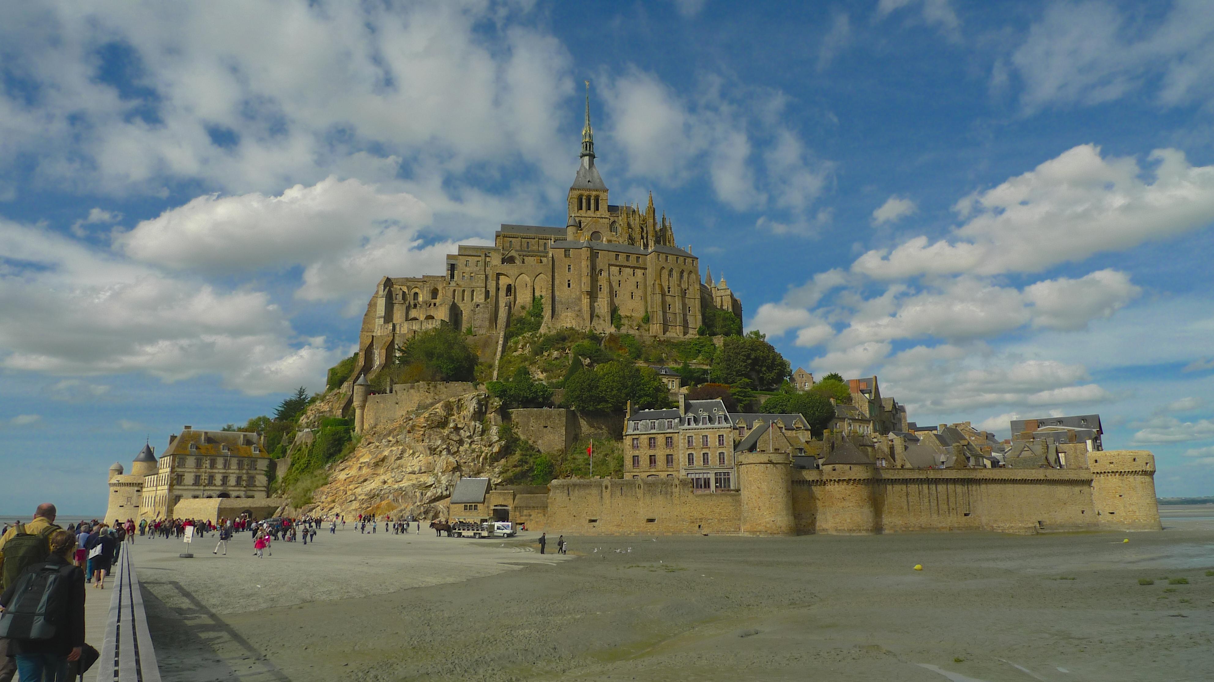 Image result for le mont saint michel