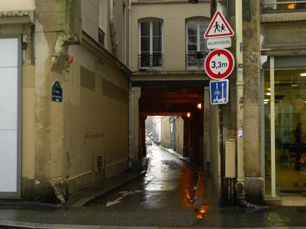 Passage Saint-Pierre Amelot