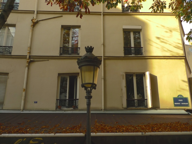 Place Maurice Chevalier - Ménilmontant